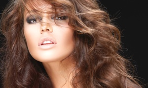 Executive Salon Suite: Haircut with Optional Partial Highlights or Single-Process Color at Executive Salon Suite (Up to 69% Off)