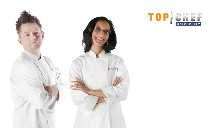 Top Chef University: C$49 for 12 Months of Online Cooking Classes from Top Chef University (C$199.95 Value)