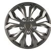 Gunmetal Wheel Covers