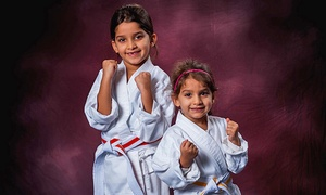 Kensho-Ryu Karate: One Month of Unlimited Karate Kids Program Classes with Uniform for One or Two at Kensho-Ryu Karate (50% Off)