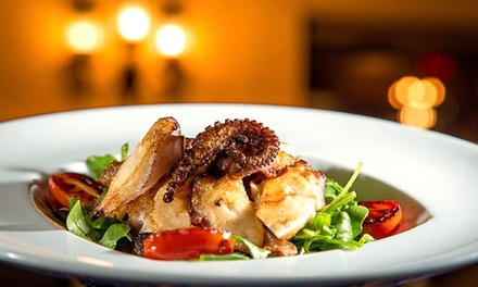 $15 for $25 Worth of Tapas and Drinks for Two at Patio Tapas & Beer