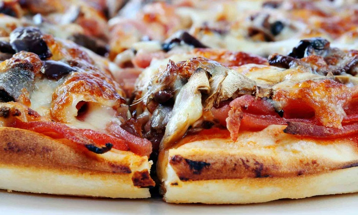 Pronto Pizza - Ocala: $9 for $16 worth of Pizza, Pasta, and Sandwiches at Pronto Pizza