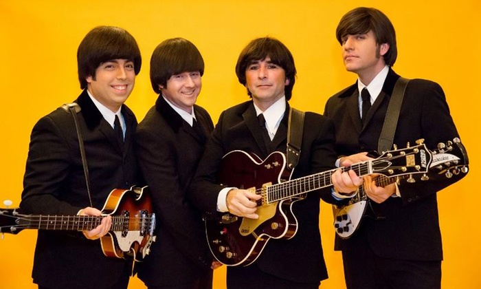 Beatles vs. Stones - A Musical Shoot Out - Arena Theatre: Beatles vs. Stones - A Musical Shoot Out on Friday, August 5, at 8:30 p.m.