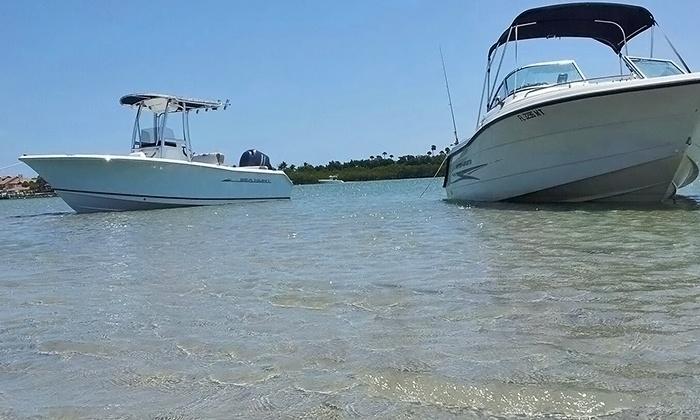 Premier Boat Club - Port Salerno: Full-Day Boat Rentals from Premier Boat Club in Stuart (21% Off)