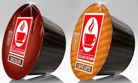 100 cápsulas de café compatibles con Nescafé Dolce Gusto