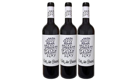 $49 for Three Bottles of Vivir sin Dormir Monastrell with Shipping from Splash Wines ($135.95 value)