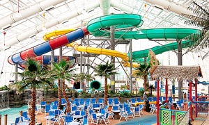Watiki Indoor Water Park: Admission for Two or Four with Sliders Restaurant Voucher at WaTiki Indoor Water Park (Up to 38% Off)