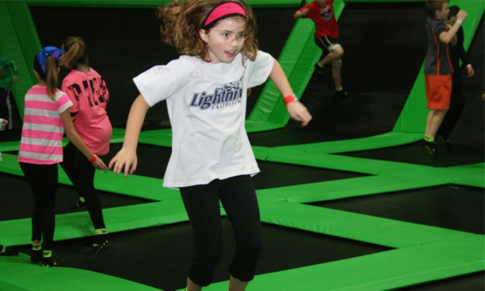 Xtreme Air - Appleton, WI: Two, Four, or Six 60-Minute Jump Passes at Xtreme Air (Up to 50% Off)