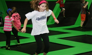 Xtreme Air: Two, Four, or Six 60-Minute Jump Passes at Xtreme Air (Up to 50% Off)
