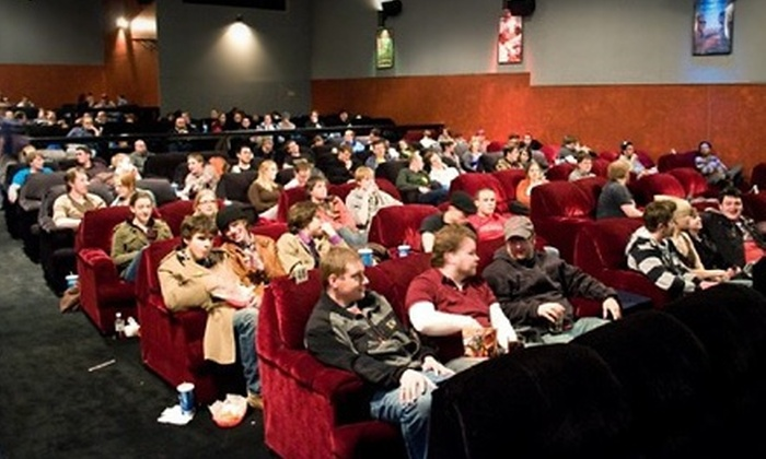 Rosebud Theater - Wauwatosa: $22 for Movie for Two with Beverages and Pizza at Rosebud Theater (Up to $45.50 Value)