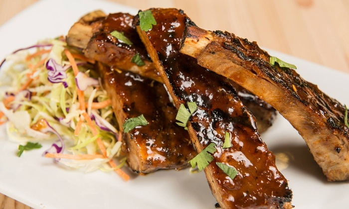 Ling & Louie's Asian Bar & Grill - University Center Mall: $15 for $30 Worth of Asian-Fusion Cuisine at Ling & Louie's Asian Bar & Grill