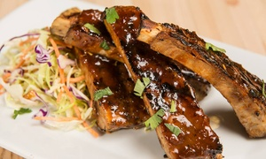 Ling & Louie's Asian Bar & Grill: $15 for $30 Worth of Asian-Fusion Cuisine at Ling & Louie's Asian Bar & Grill