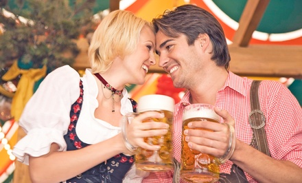 Regular or VIP Entry for One or Two to the German Society of Rockford Oktoberfest on October 3–4 (Up to 50% Off)