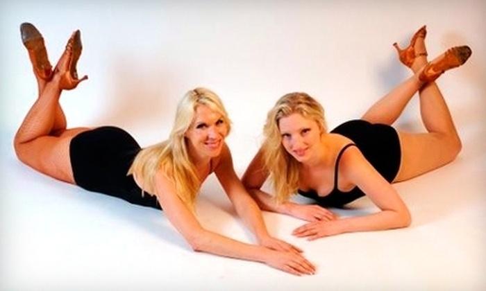 Burlesque Bikini Boot Camp - Chelsea: 5 or 10 Burlesque Classes at Burlesque Bikini Boot Camp (Up to 67% Off)