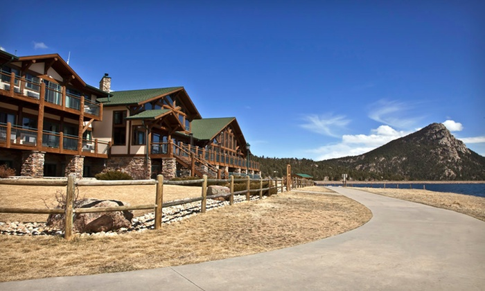 The Estes Park Resort - Estes Park: $250 for a Two-Night Stay for Two at The Estes Park Resort in Estes Park, CO (Up to $448 Value)