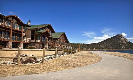 Two-Night Stay for Two in a Lake-View King or Double-Queen Room  - The Estes Park Resort in Estes Park
