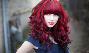 Le Rouge Salon and Spa: Up to 67% Off haircut and color  at Le Rouge Salon and Spa