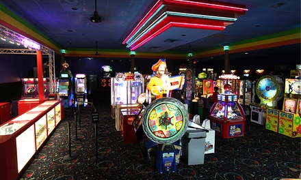 $20for $40 worth of Arcade-Games & Batting Cages at Putt-Putt Fun Center/Alley Cats Entertainment Center
