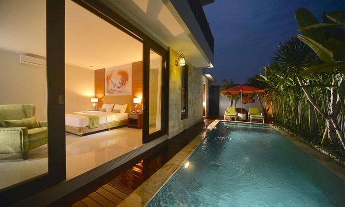 Bali Karte Canggu.Sotis Villa Canggu Groupon