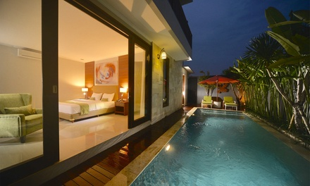 Bali, Canggu: 2 to 7Night Pool Villa Stay for Two or Four People with Breakfast at SOTIS Villa Canggu
