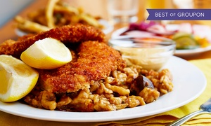 Speisekammer: German Lunch or Dinner for Two at Speisekammer (Up to 40% Off)