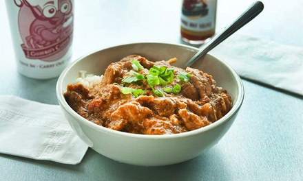 $12 for $20 Worth of Cajun and Creole Food at J. Gumbo's