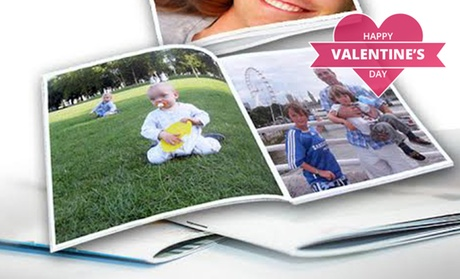 Spoil Someone Special with a Personalised A4 Softcover Photobook