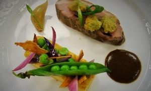 L'Altévic: Dîner à la carte ou menu gastronomique en 5 ou 7 services pour 2 convives dès 39,90 € au restaurant L'Altévic