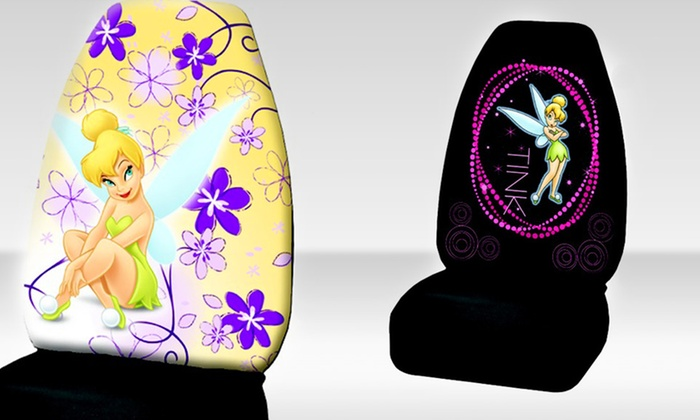 Disney Tinker Bell Seat Covers