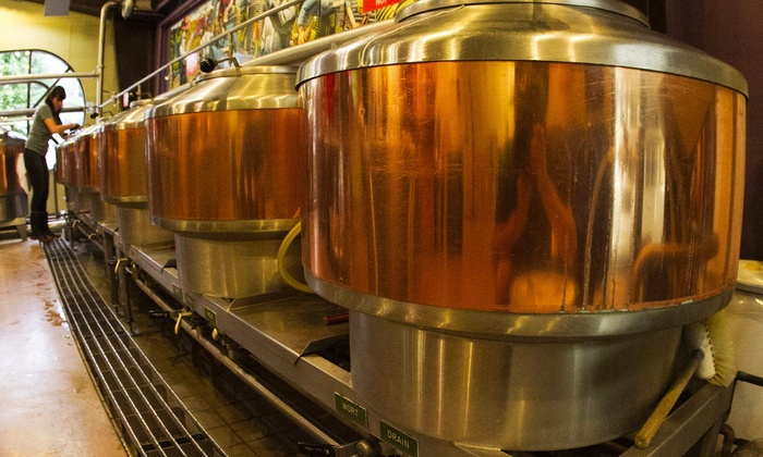 Brew Your Own Beer at Vine Park Brewing Company (Up to 31% Off). Four Options Available.