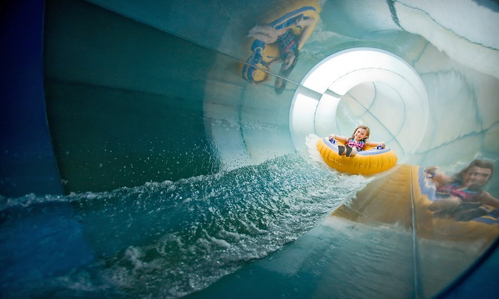Great Wolf Lodge – Sandusky - Sandusky, OH: One-Night Stay with Water-Park Passes and MagiQuest Game at Great Wolf Lodge – Sandusky