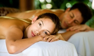 Enhance & Beyond: $89 for One 60-Minute Couple's Relaxation Massage at Enhance & Beyond ($199 Value)