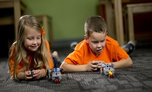 Bricks 4 Kidz: 1 Week of Half-Day Summer Camp or 1 or 2 Weeks of Full-Day Summer Camp at Bricks 4 Kidz (Up to 33% Off)