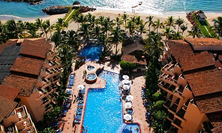 3-, 4-, or 5-Night All-Inclusive Stay for Two at Friendly Vallarta Beach Resort & Spa in Mexico. Includes Taxes & Fees.