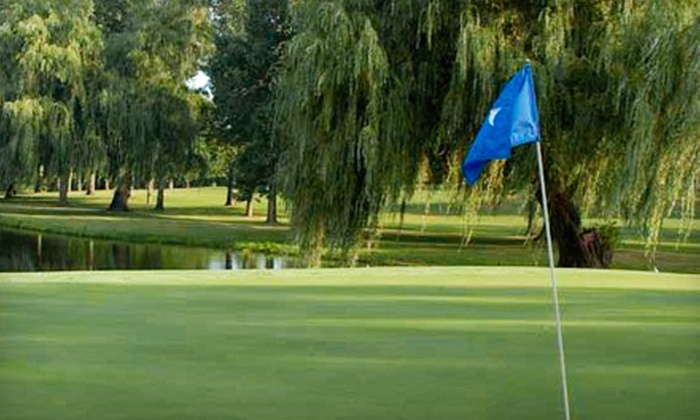 Emerald Hills Golf Club - Arnolds Park: 18-Hole Round of Golf for One, Two, or Four with Cart Rental at Emerald Hills Golf Club in Arnolds Park (Up to 53% Off)