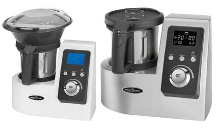 Robot culinaire Proficook multifonctions avec accessoires, coloris au choix