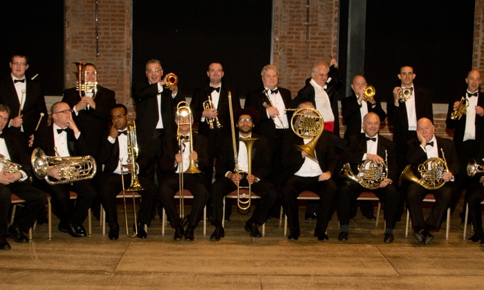 River City Brass's Gershwin & Friends - Multiple Locations: Gershwin & Friends by River City Brass, September 10–17 (Up to 79% Off)