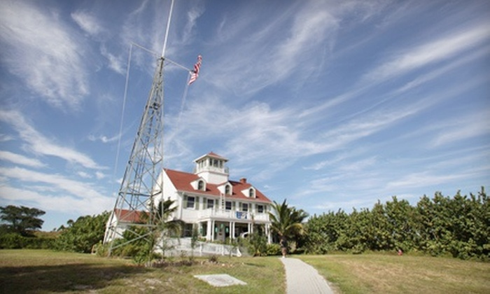 Palm Beach Maritime Museum - Riviera Beach: VIP Kennedy Bunker and Coast Guard Station Tour for One, Two, or Four at Palm Beach Maritime Museum (Up to Half Off)