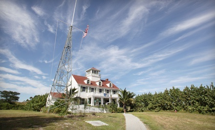 VIP Kennedy Bunker and Coast Guard Station Tour for One, Two, or Four at Palm Beach Maritime Museum (Up to Half Off)