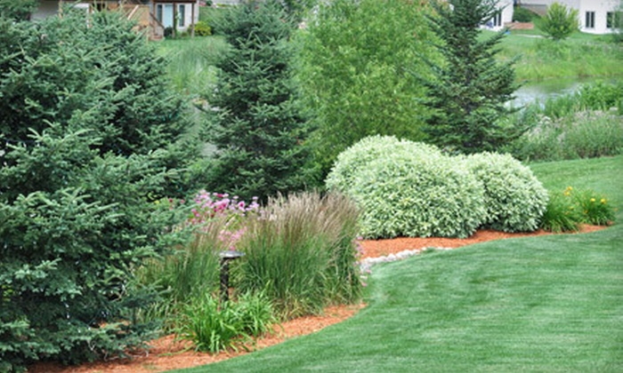 Lawns By Lichtefeld - Belleau Woods: $69 for Fall-Lawn-Cleanup Package with Aeration and Winter Fertilization from Lawns By Lichtefeld ($250 Value)