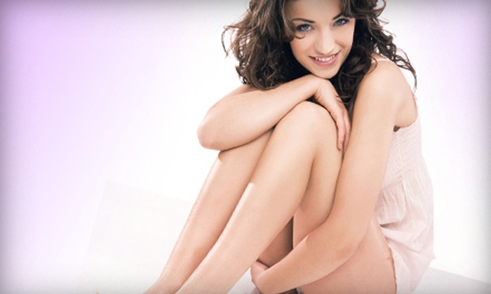 Laser Clinique USA - Hicksville: Six Laser Hair-Removal Treatments on a Small, Medium, or Large Area at Laser Clinique (Up to 97% Off)