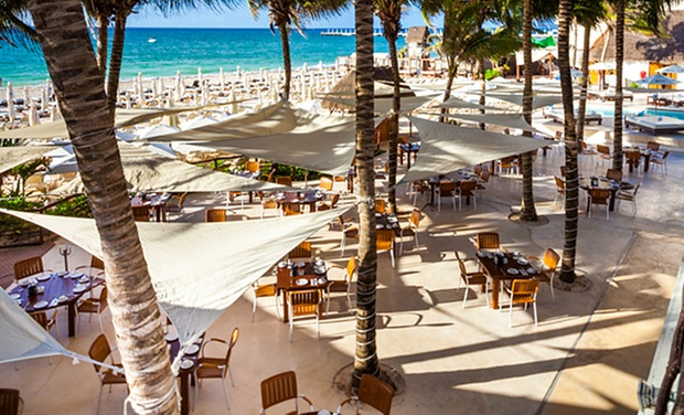 TripAlertz wants you to check out ✈ 4, 6, or 7 Night Tukan Hotel & Beach Club Vacation w/Nonstop Air. Price/Person Based on Double Occupancy.  ✈ Vacation at Tukan Hotel & Beach Club with Air from Vacation Express - Mexico Vacation