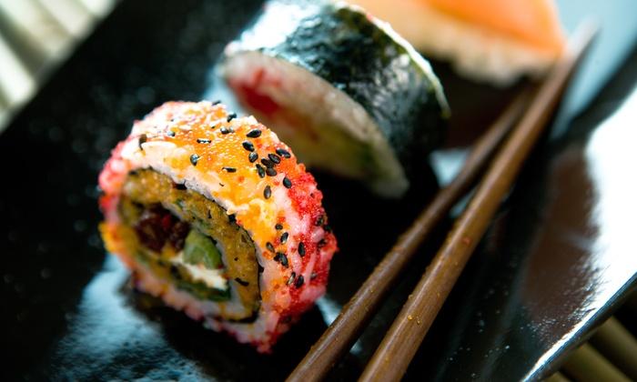 Kanpai Japanese Restaurant - North Rosslyn: $15 for $30 Worth of Japanese Dinner Food at Kanpai Japanese Restaurant