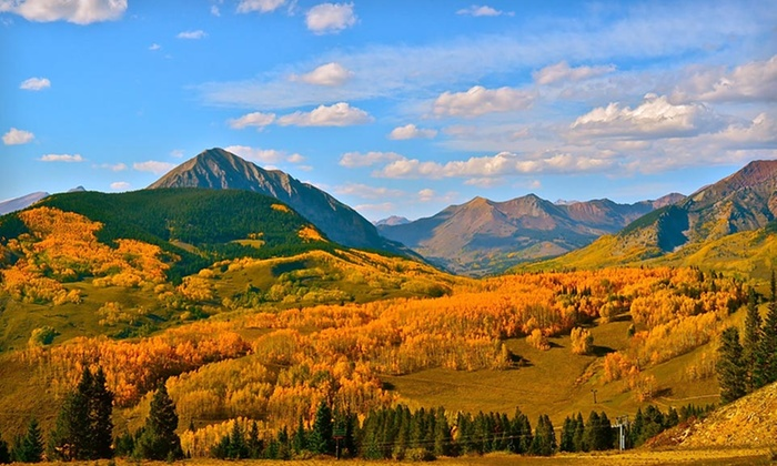 Elevation Hotel and Spa - Crested Butte, CO: 1-Night Stay with Spa and Dining Credits at Elevation Hotel and Spa in Mt. Crested Butte, CO