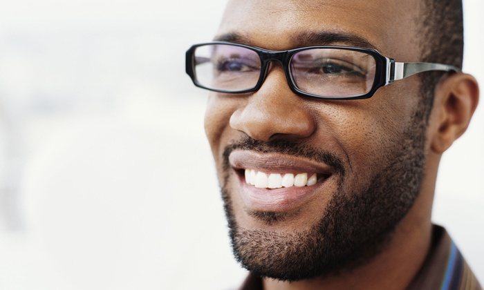 Family Eye Care - Multiple Locations: $49 for an Eye Exam and $100 Toward a Complete Pair of Glasses at Family Eye Care ($155 Value)