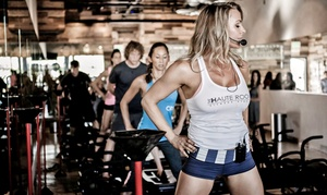 The Haute Room: 5 or 10 Megaformer Fitness Classes at The Haute Room (Up to 65% Off)