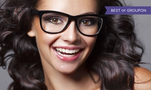 ClearVision Optometry: Prescription Eyeglasses with Optional Eye Exam at ClearVision Optometry (Up to 80% Off)