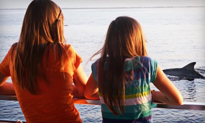 Calusa Queen - Punta Gorda: BYOB Sunset Cruise for Two or Four from Calusa Queen in Punta Gorda (Up to 53% Off)