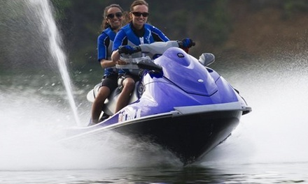 Two- or Three-Hour Yamaha WaveRunner Rental from Fun Rentals (Up to 56% Off)