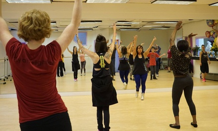 Up to 77% Off Adult Dance And Fitness Classes at Free Spirit Dance